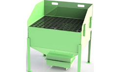 Industrial Air Filtration - Down Draft Tables