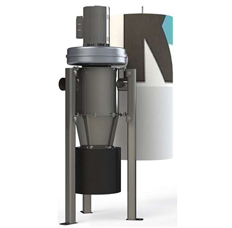CyKLEAN Dry Dust Collector