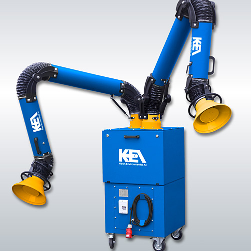 Boxair M2 Mobile Weld Fume Collector