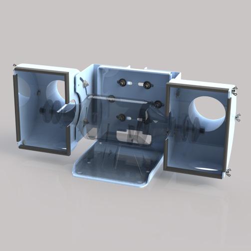 Air Filtration - Buffer Guard Hood